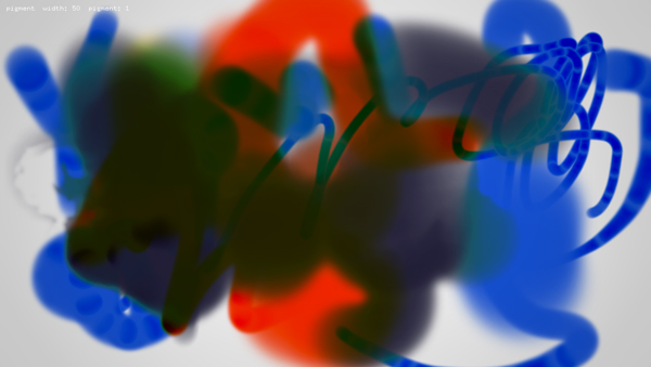 Kynd's code allows for natural looking flow of watercolor, but to be used with Tempt, we need to allow for point-to-point drawing.