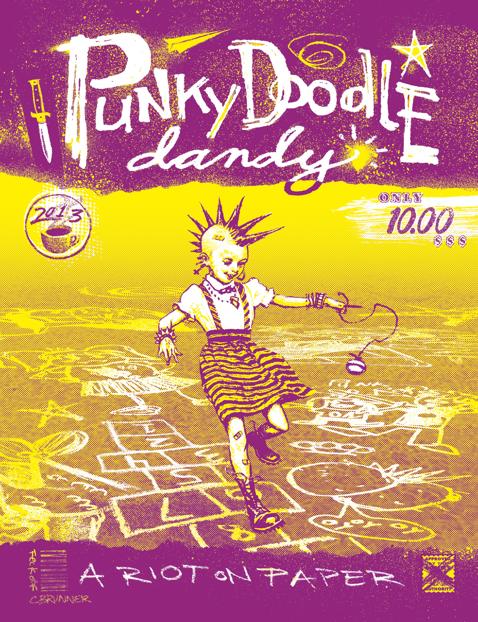 Punky Doodle Dandy anthology
