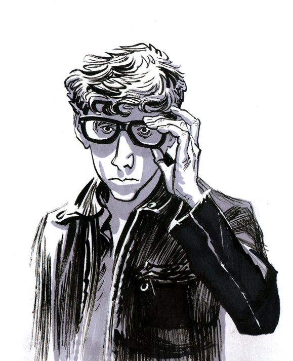 Patrick Carney, the Black Keys