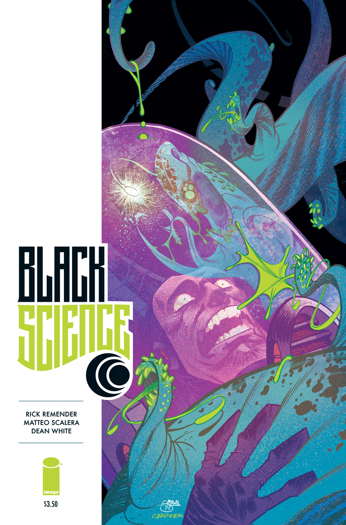 Black Science #7 variant
