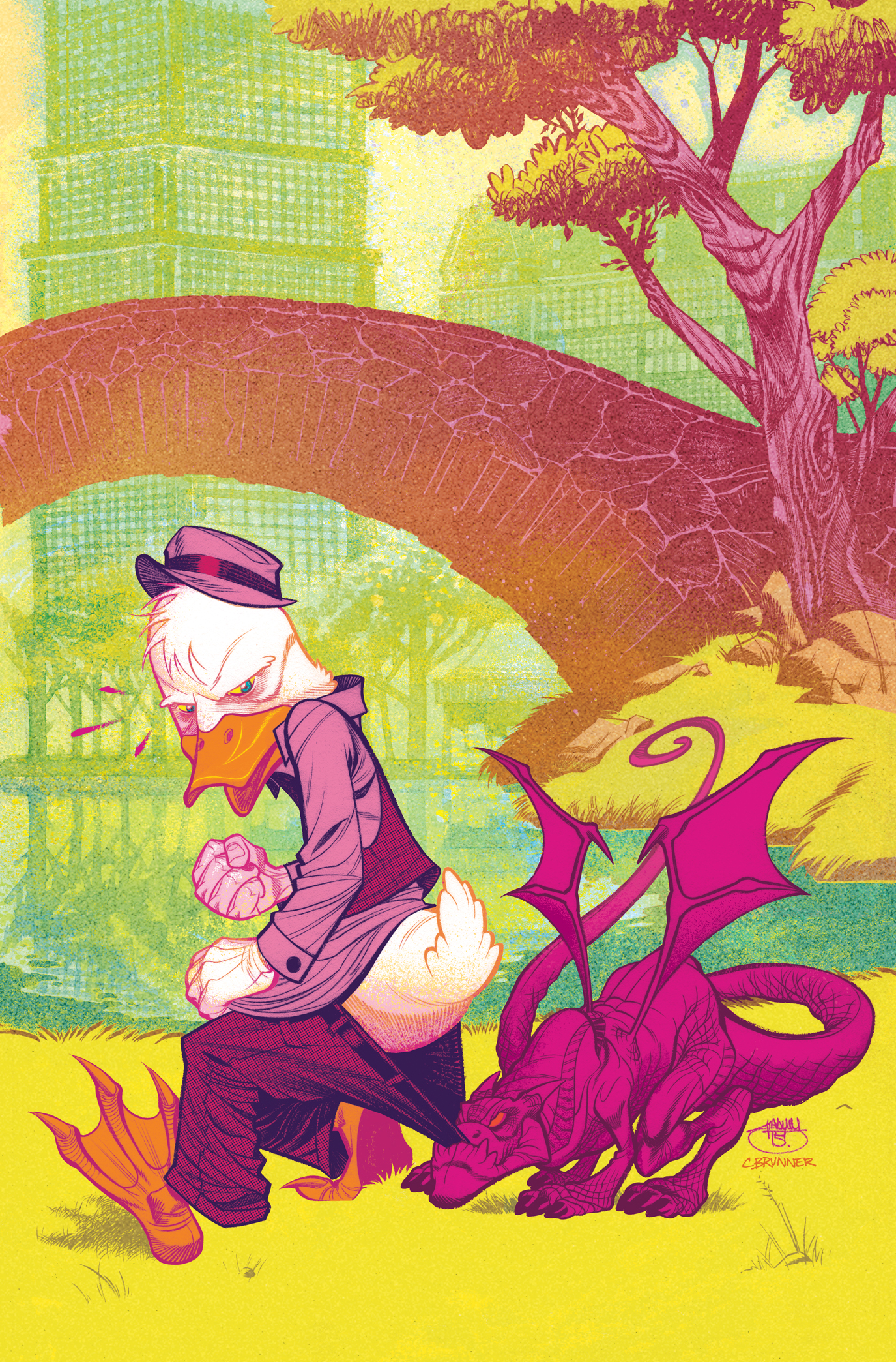 All-New X-Men #41, Howard the Duck variant