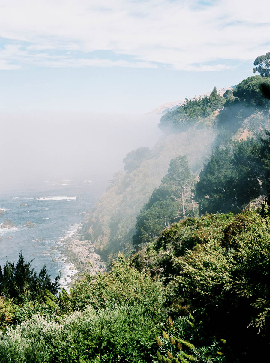 Wind and Sea | Big Sur Bakery, Big Sur, California  photographer |  Abigail Bobo