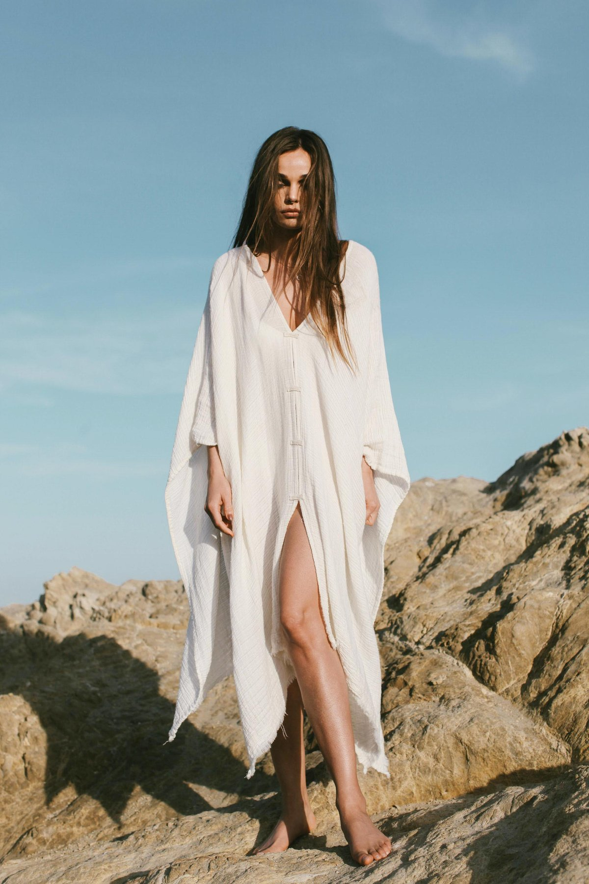 The Handloom Mira Kimono