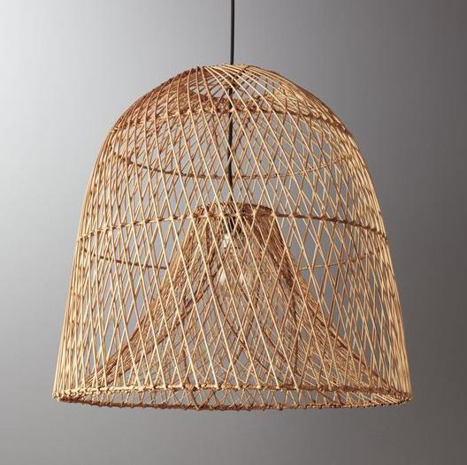 CB2 Basket Lighting