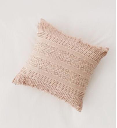 UO Crochet Pillow