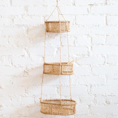 General Store Hanging Basket