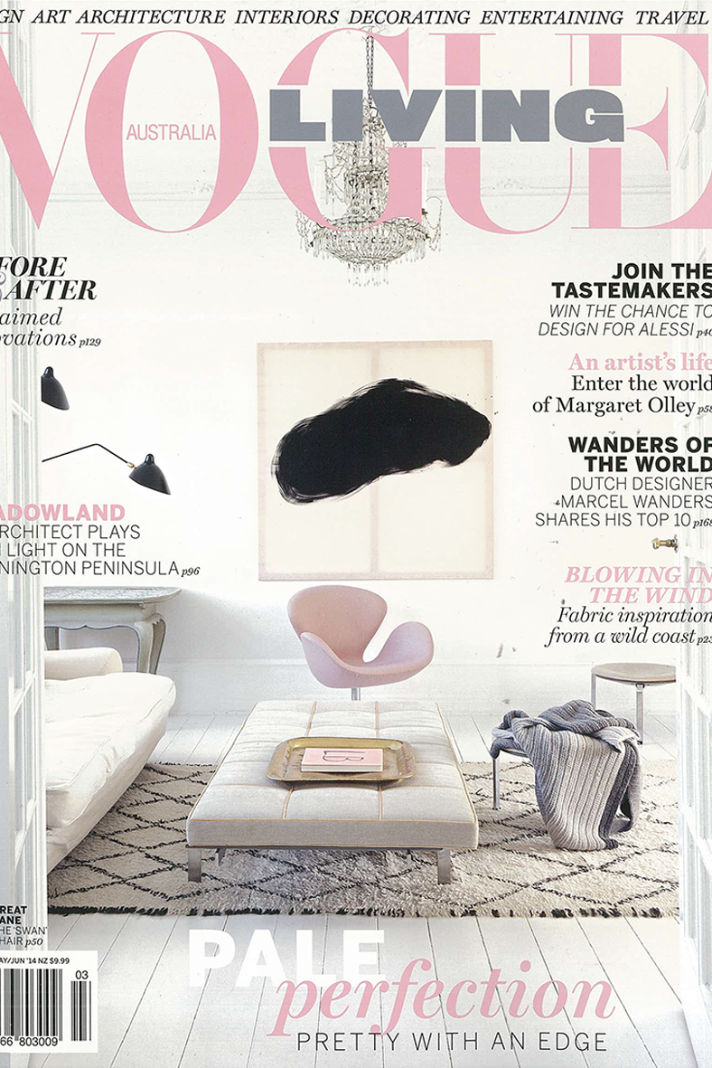 May 2014       Vogue Living