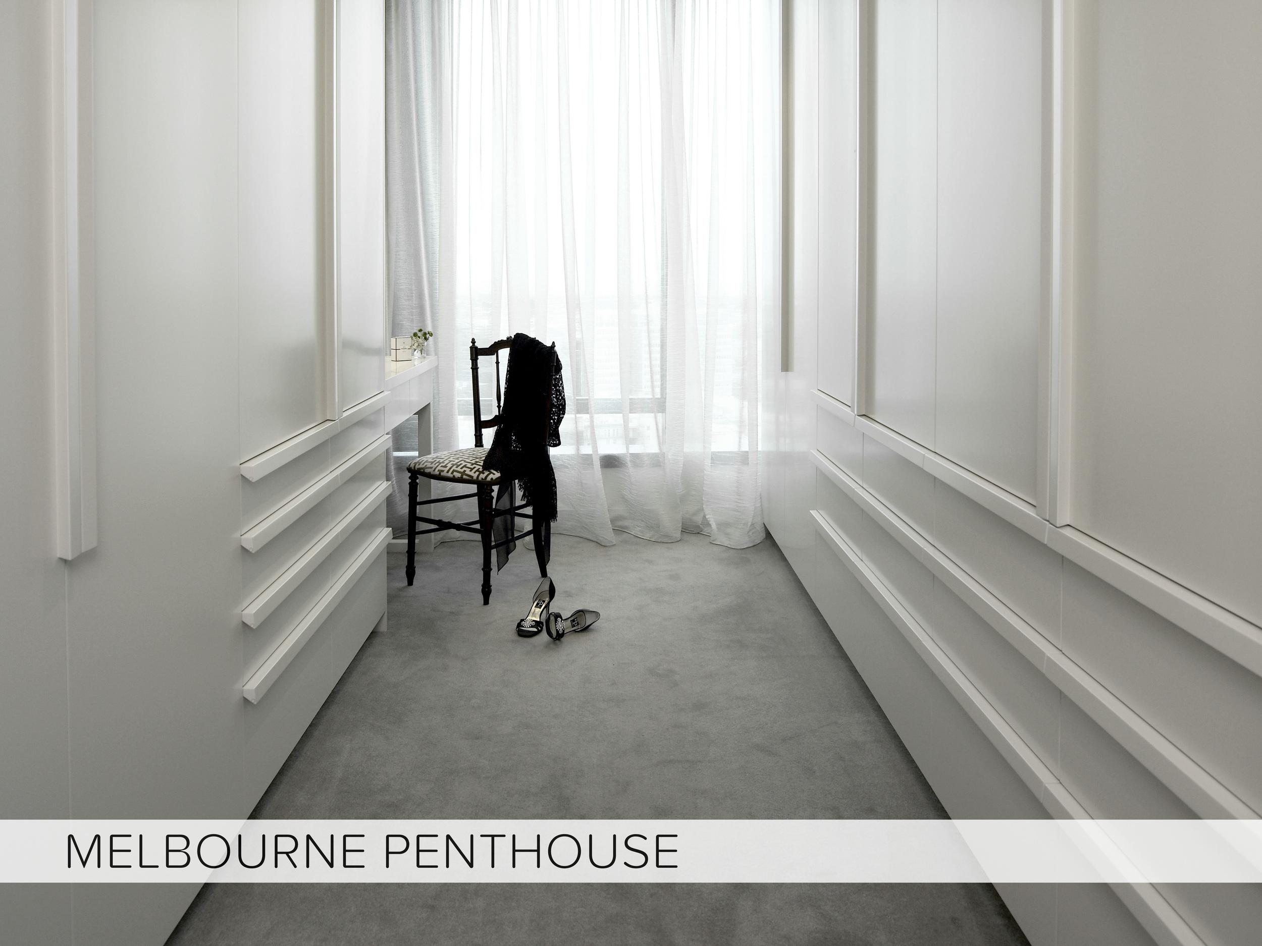 Melb City Penthouse