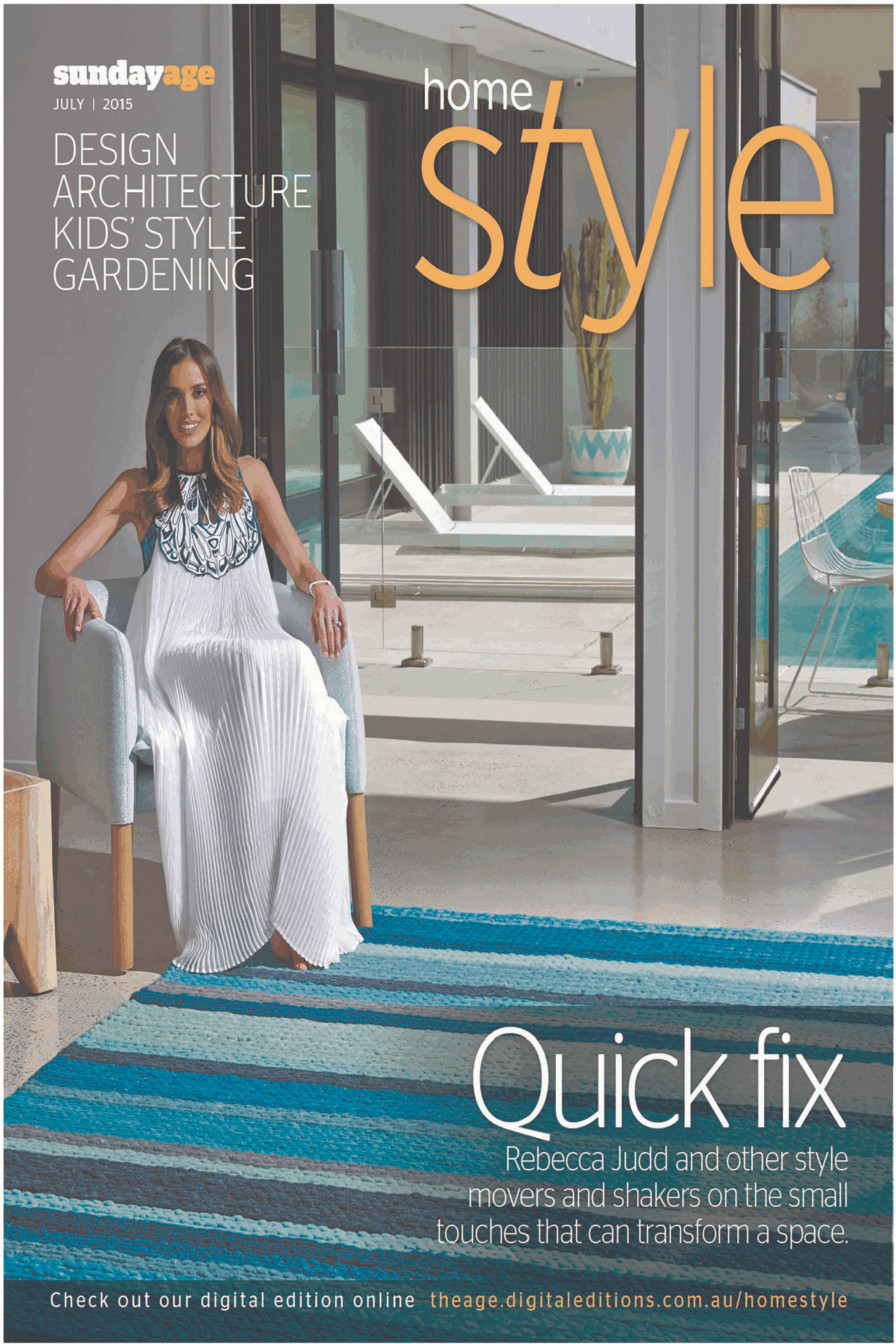 July 2015       Home Style