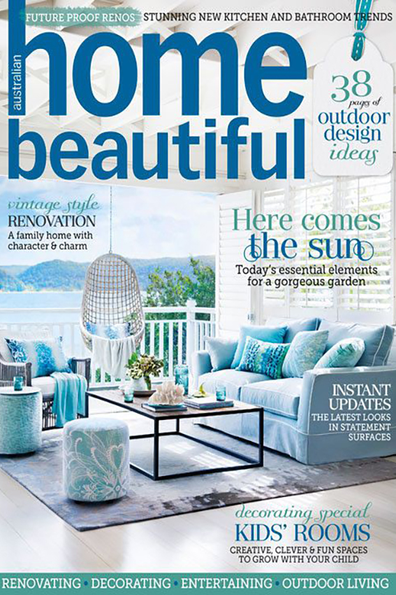 October 2015             Home Beautiful