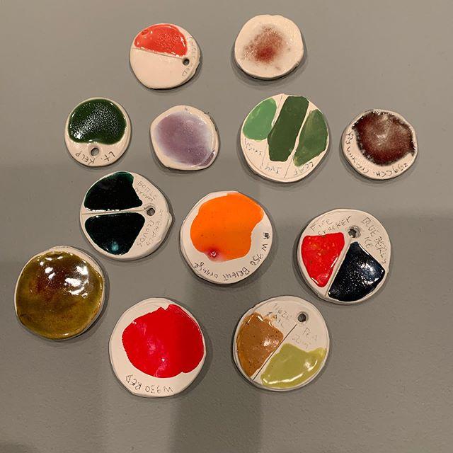 #heidemuseumofmodernart #anideaneedingtobemade - drawn to colour!