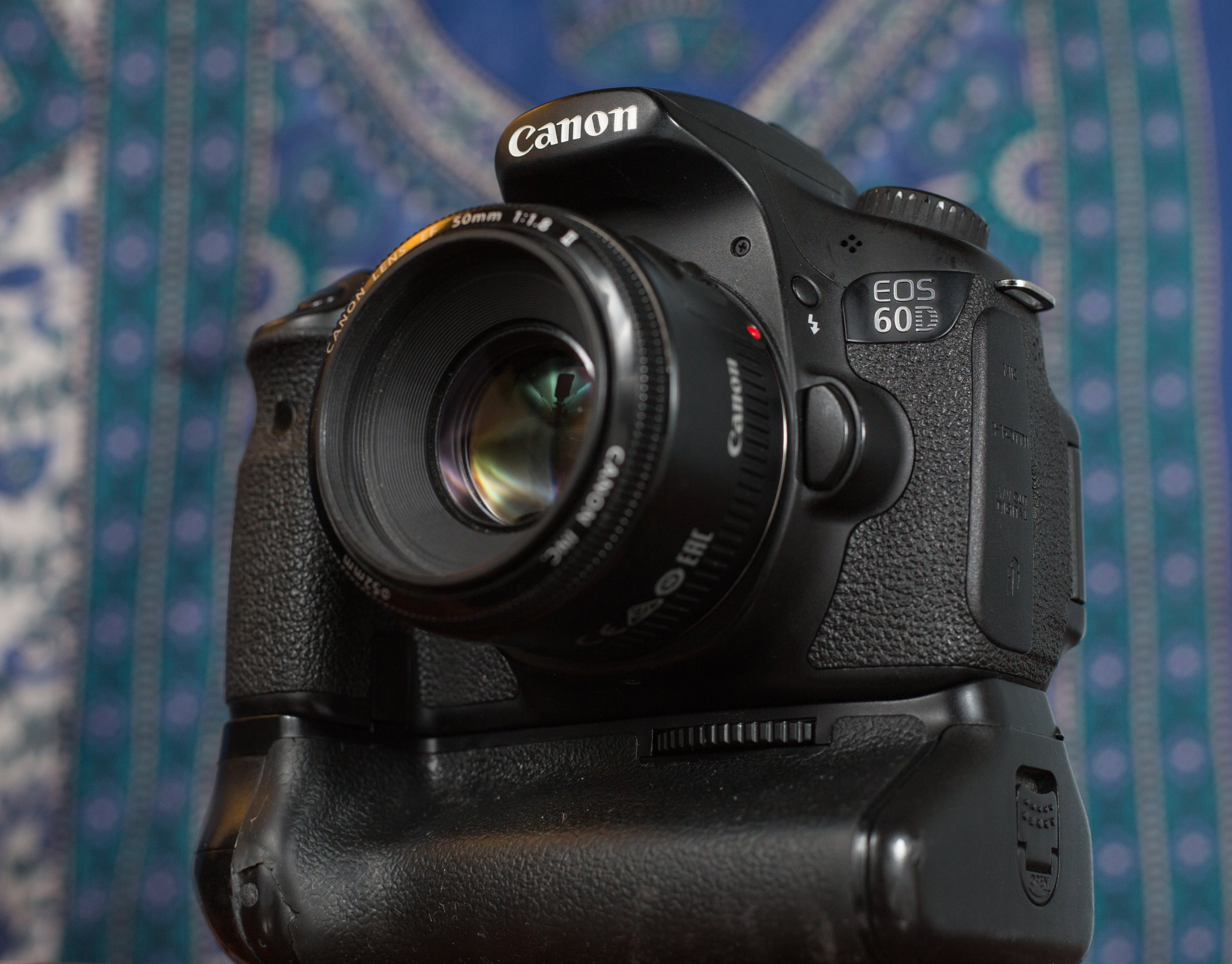 Practicing some product shots with my old 60D