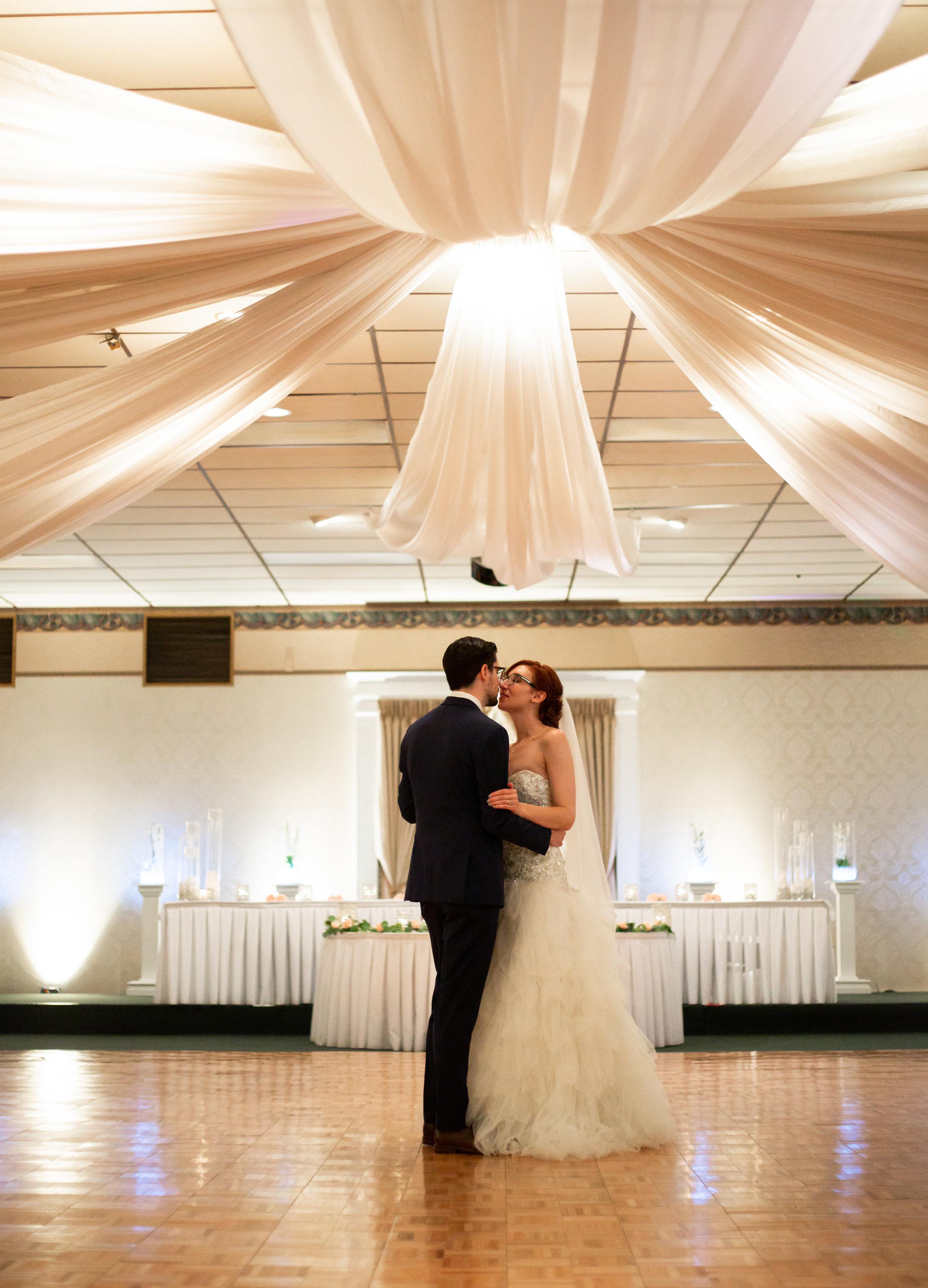 Brianna and Matt  Maltese Room  Bensalem, Pa