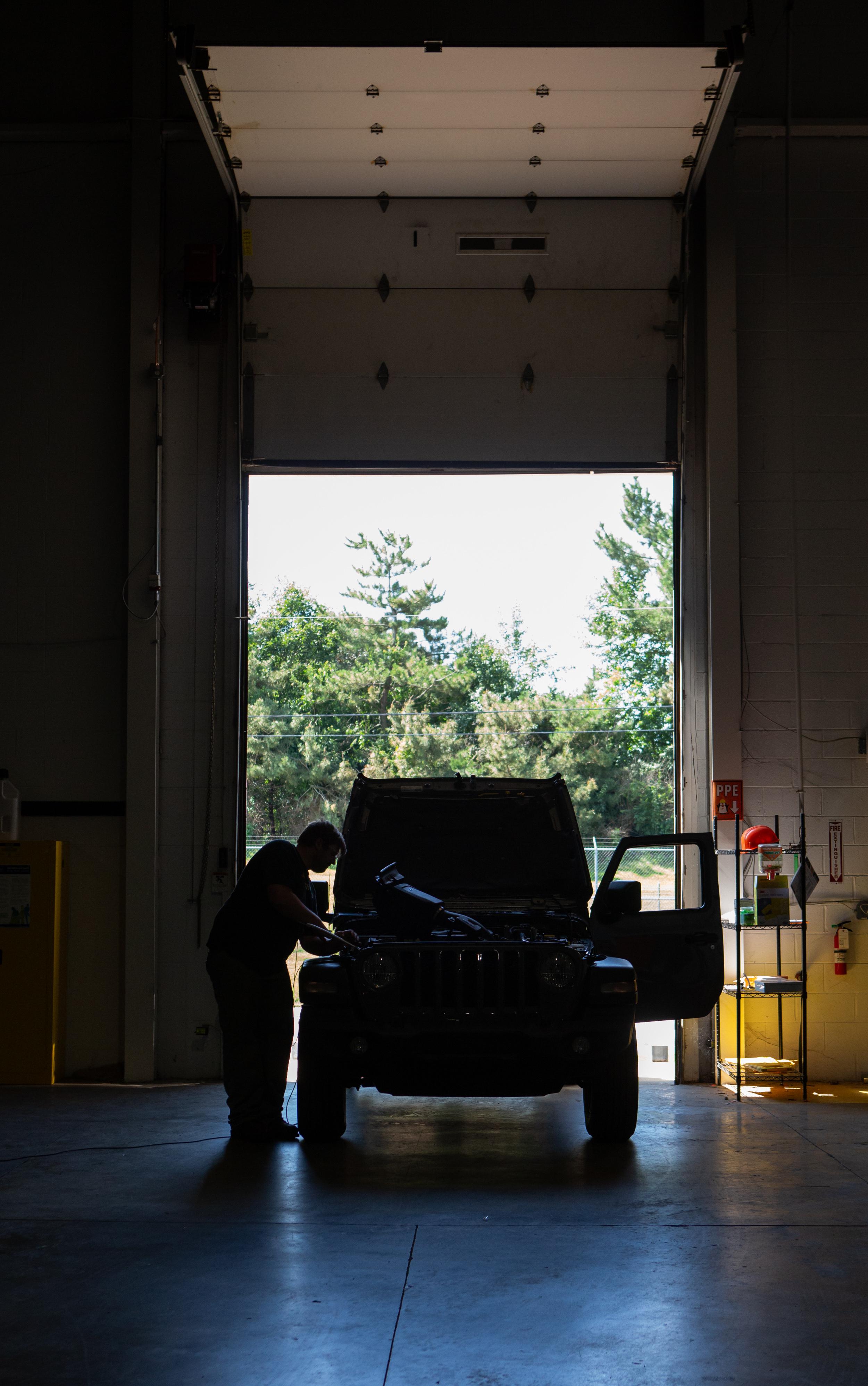 Jeep JL Wrangler 2.0T  Mishimoto  New Castle , DE