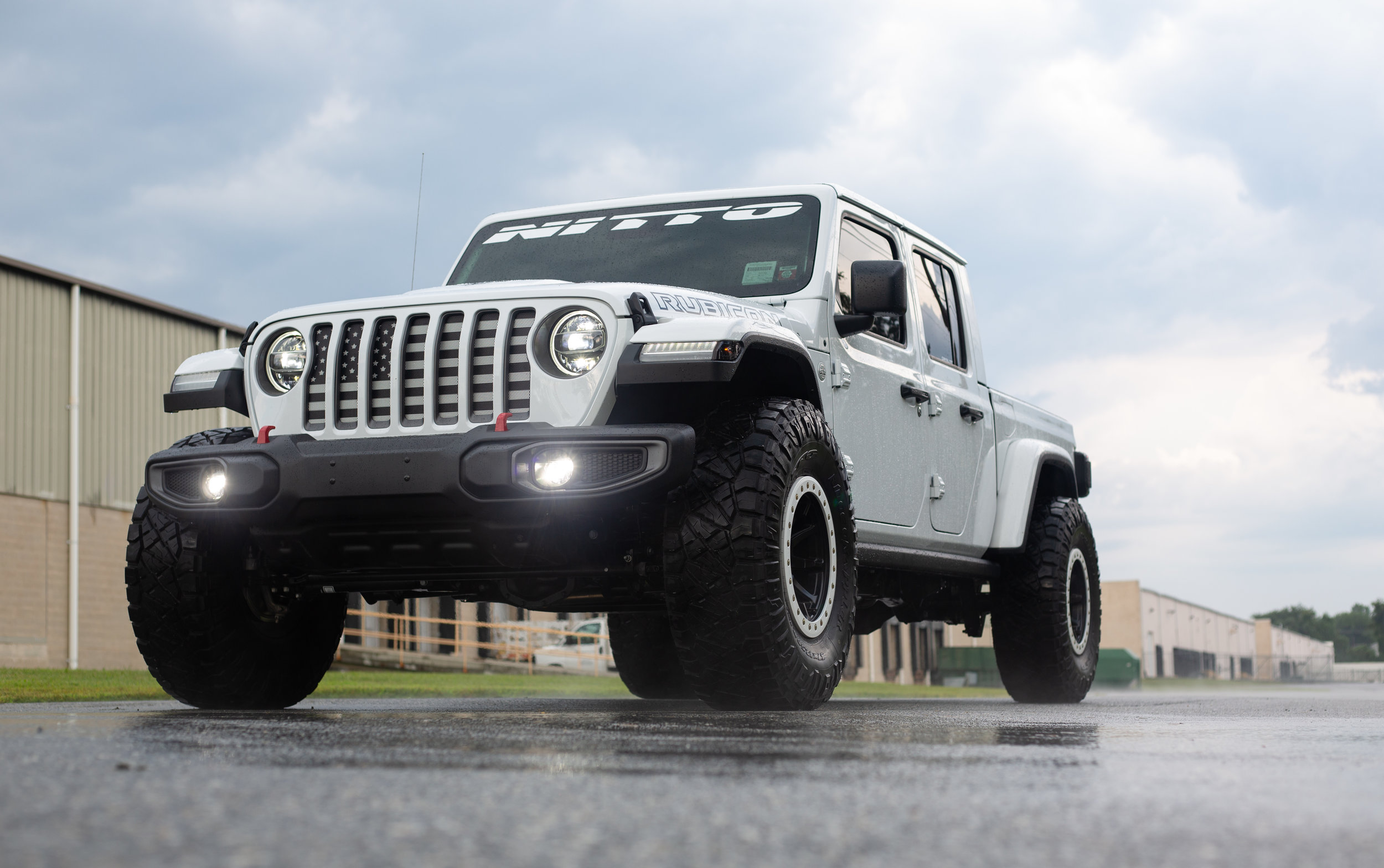 Jeep Gladiator Rubicon   Mishimoto  New Castle, De