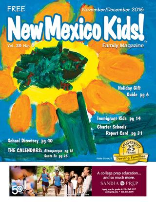 New Mexico Kids! Gift Guide