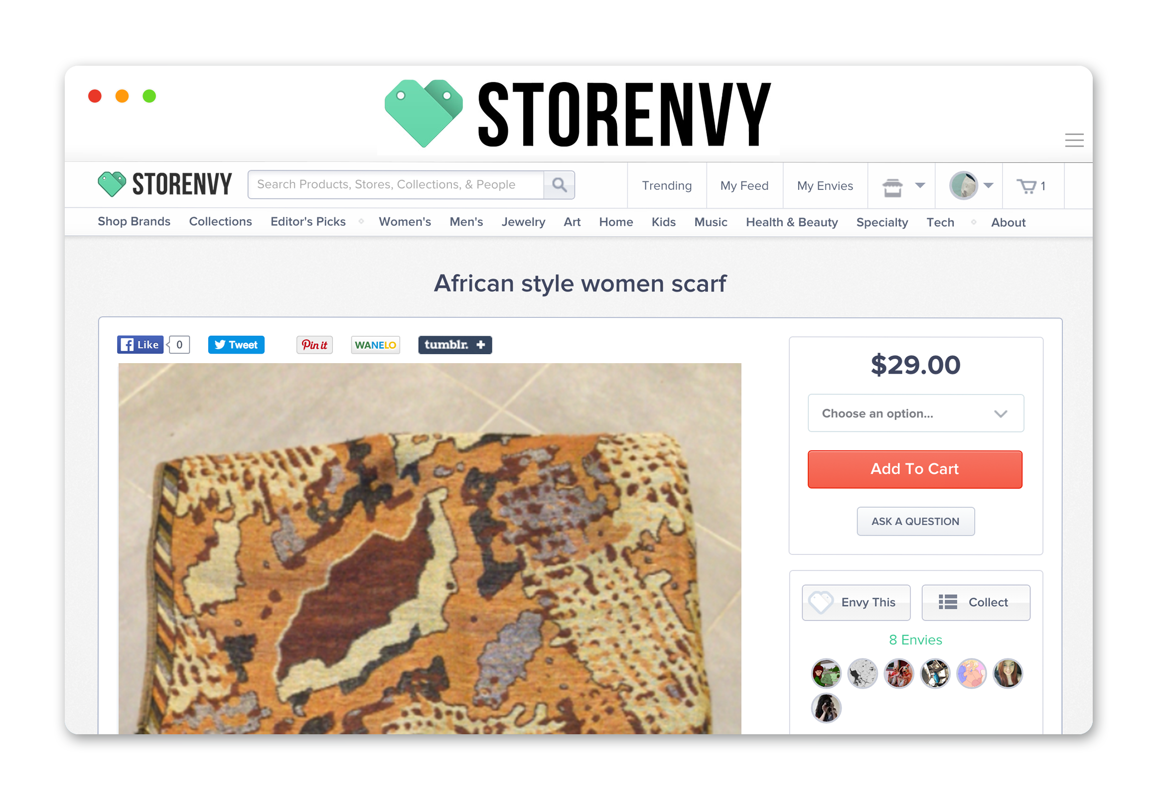 The Marketplace for Indie Brands