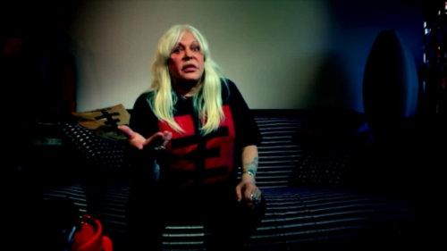 Genesis BreyerP-Orridge -   EYE WITNESS