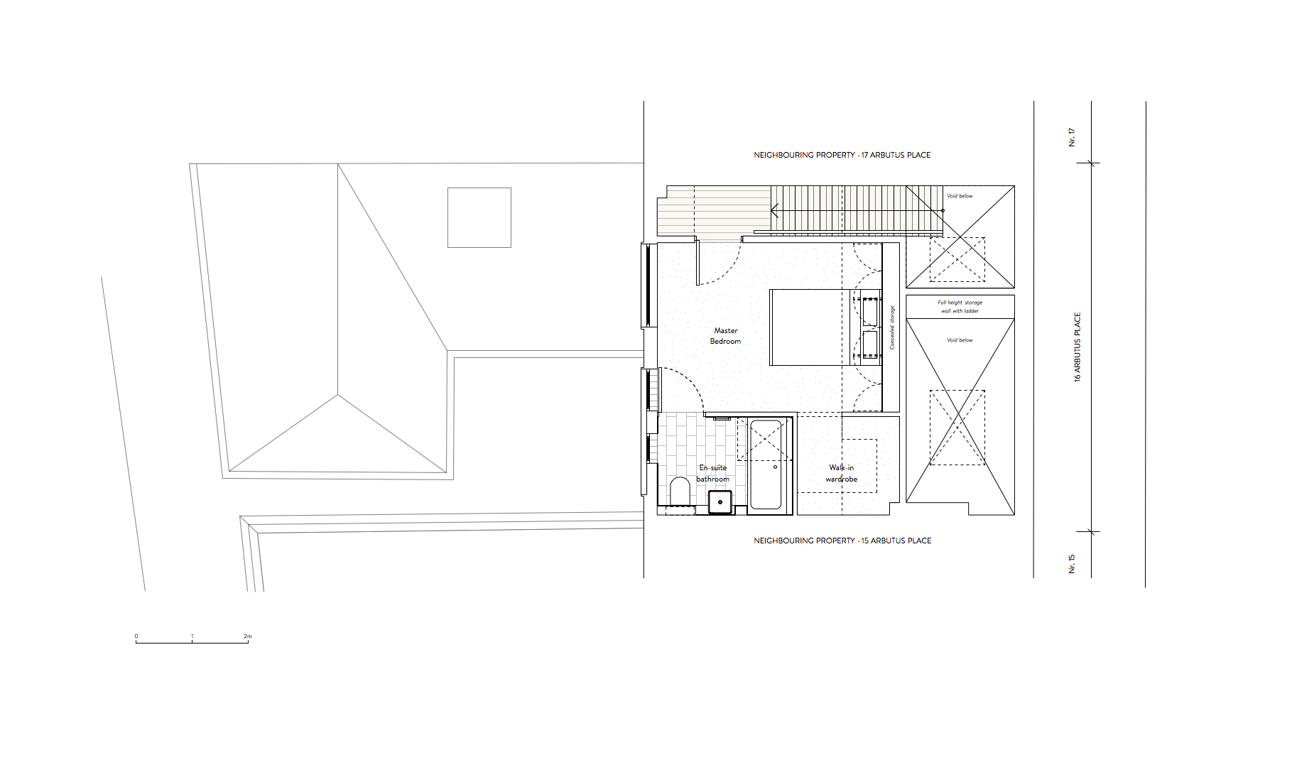 After:  New first floor layout.