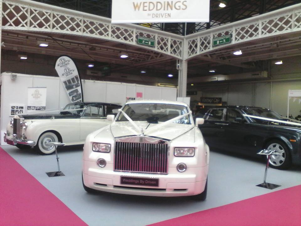 Cars by  Weddings by Driven
