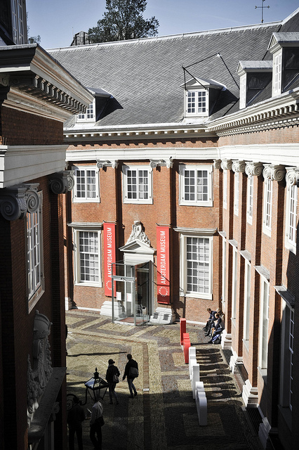 Foto: Amsterdam Museum, Fotograaf Jeroen Oerlemans