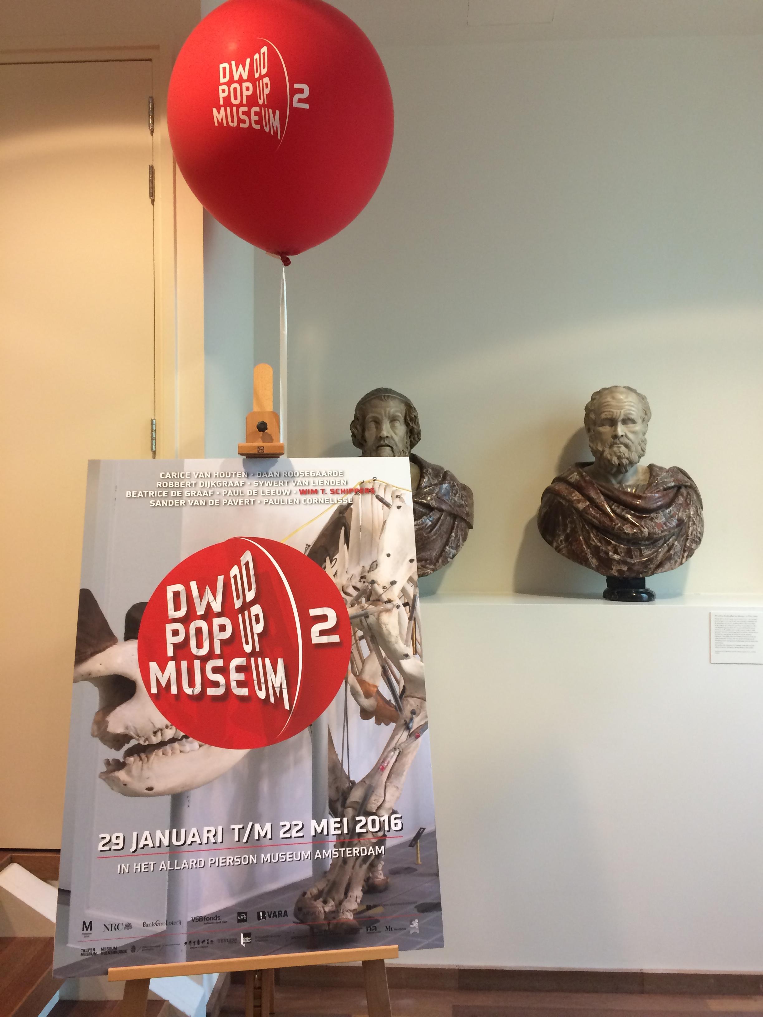 DWDD Pop Up Museum 2