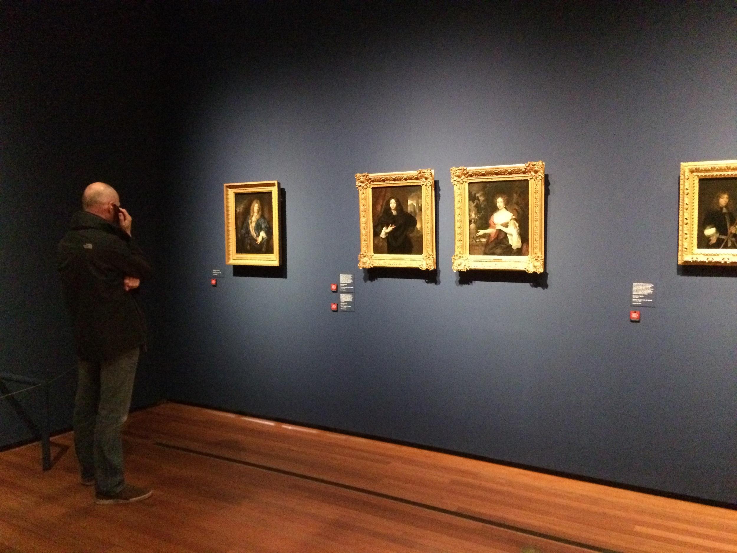 Sander van Pavert koos stukken uit het Mauritshuis met een audiotour door Willem-Alexander