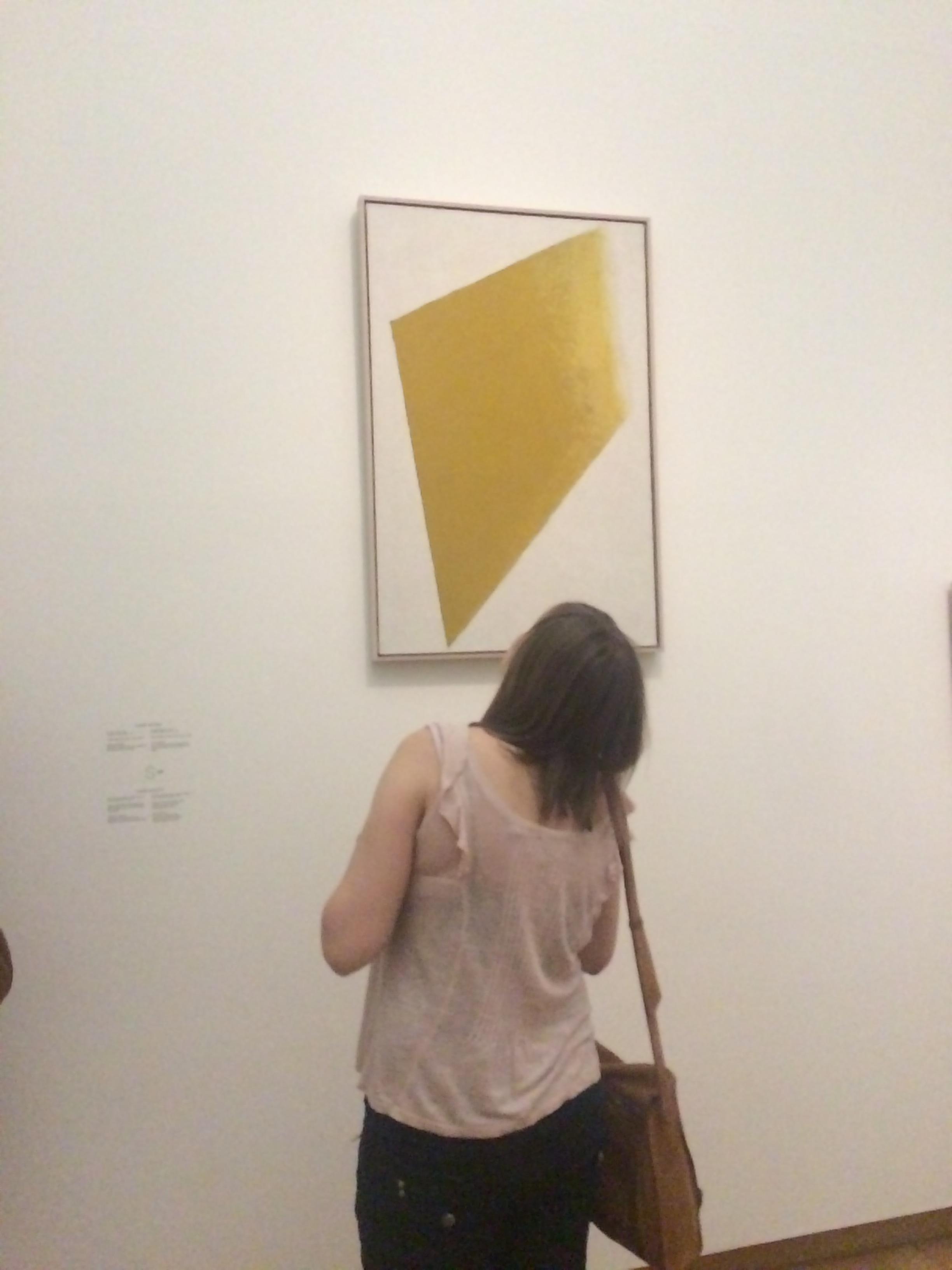 bezoeker in Stedelijk Museum - De Museumpodcast