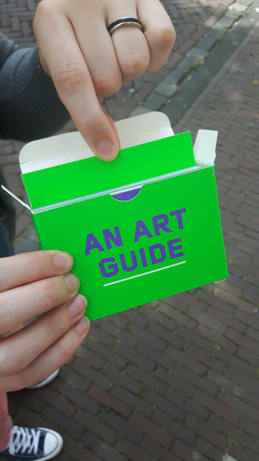 Anywhere An Art Guide - De Museumpodcast