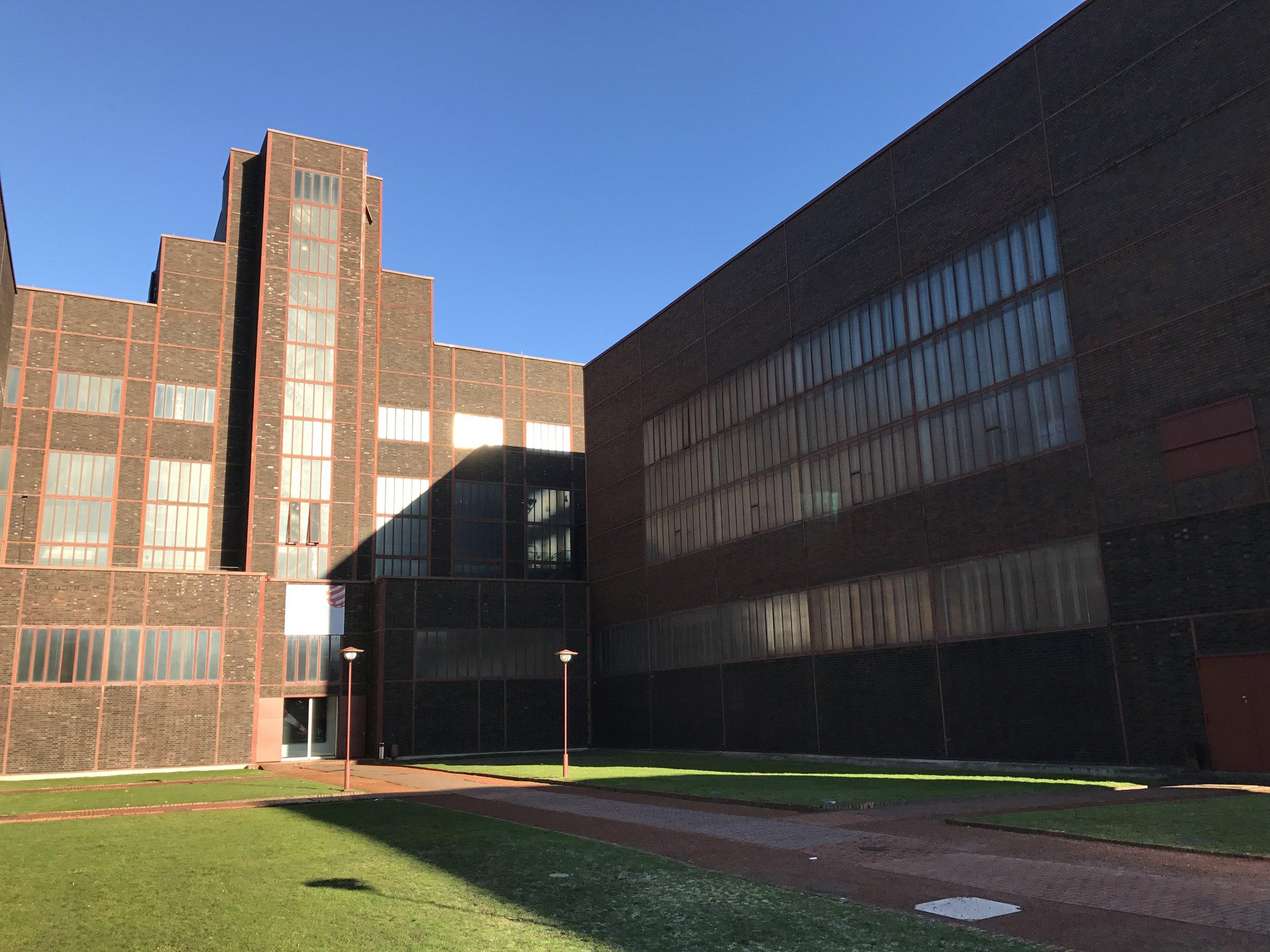 Essen, Zollverein, Reddot Design Museum, De Museumpodcast