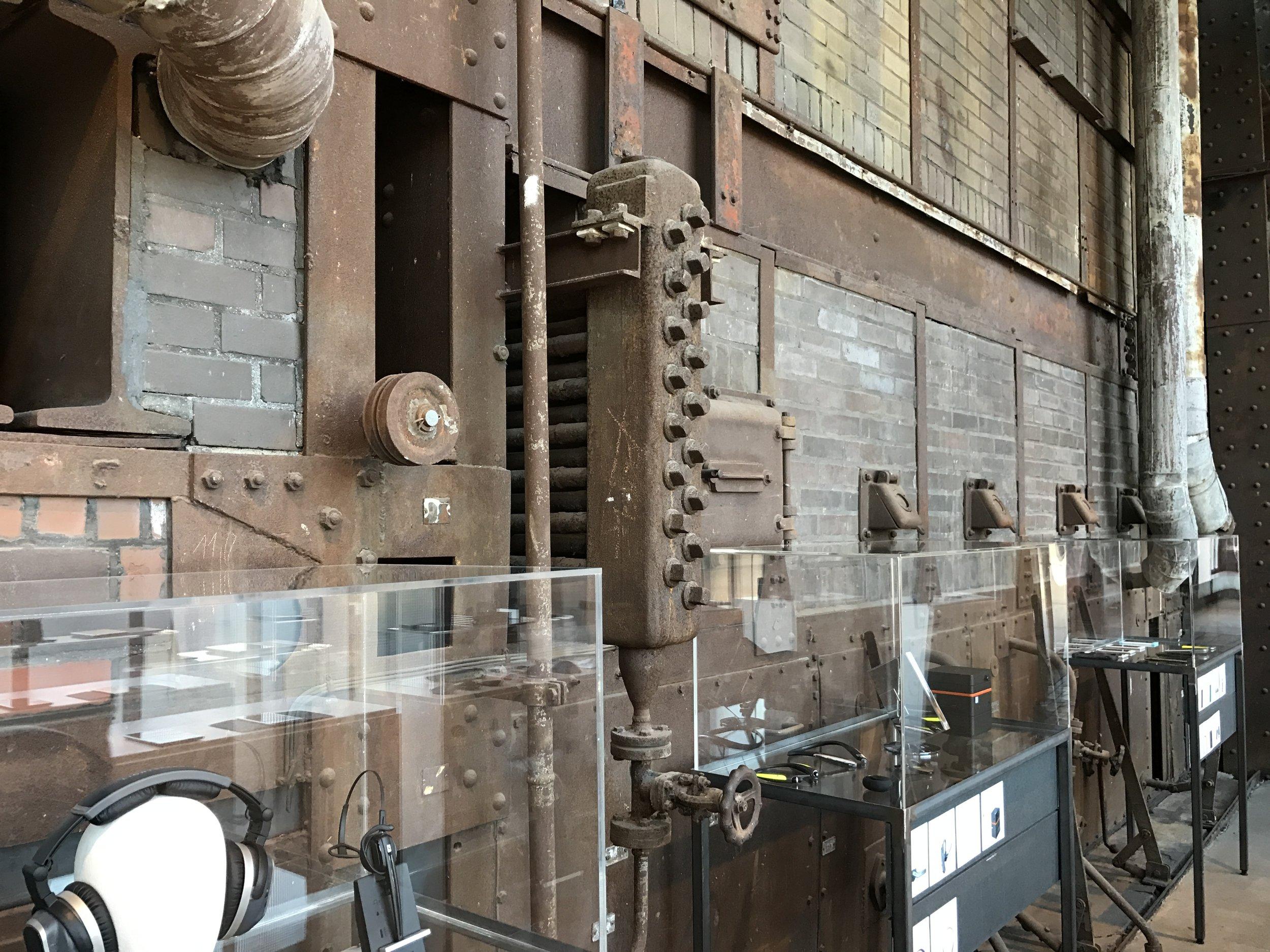 Reddot Design Museum, Zollverein, Essen, De Museumpodcast