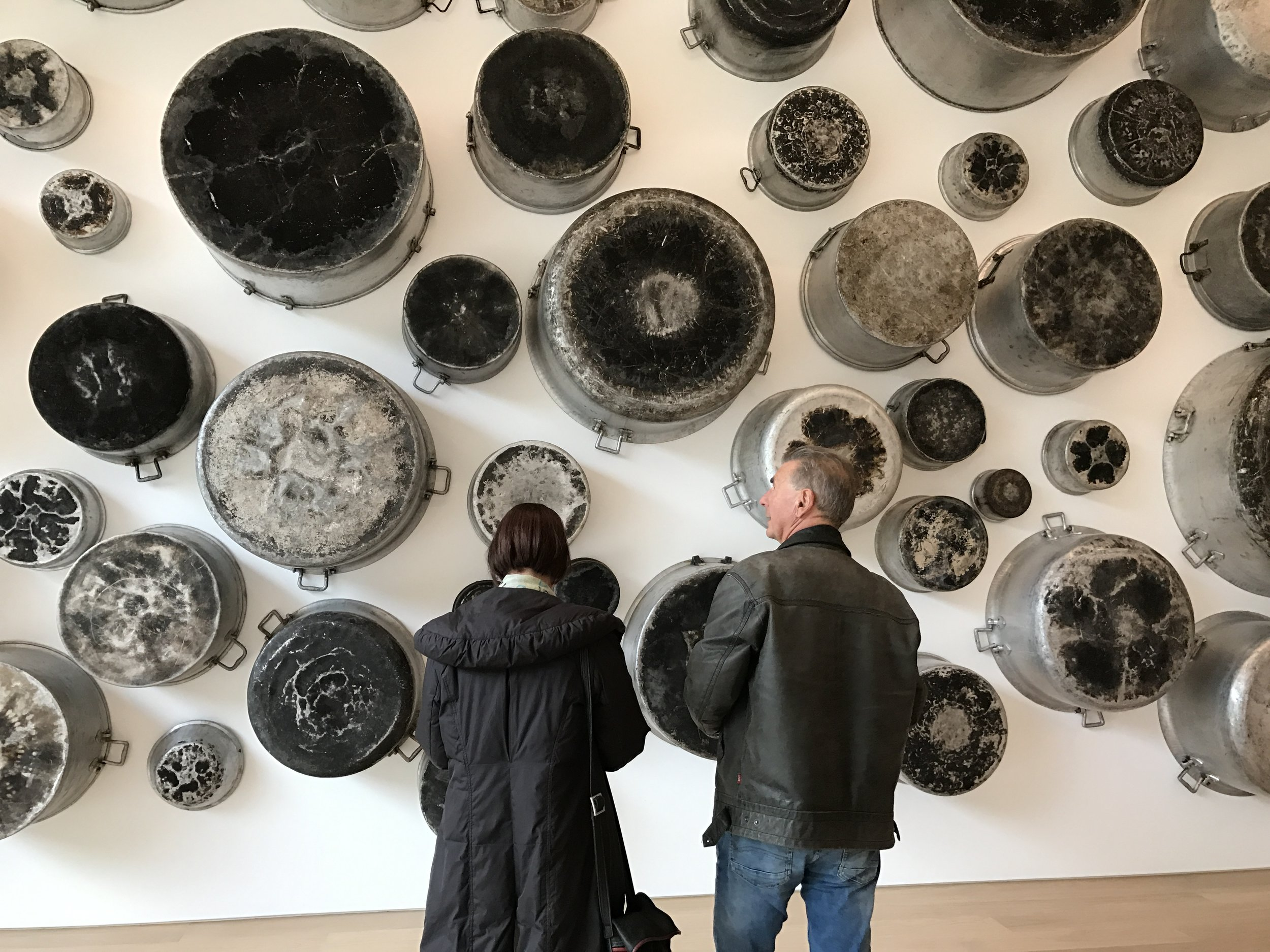 De Museumpodcast, museum Voorlinden