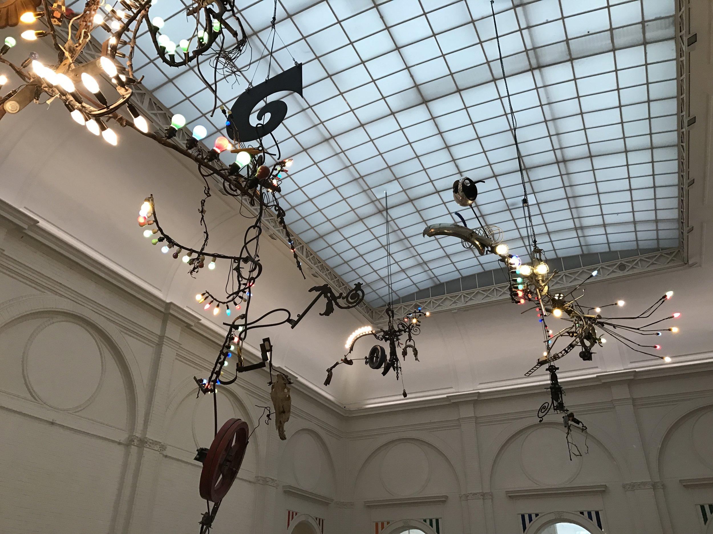 Stedelijk Museum, Tinguely, De Museumpodcast