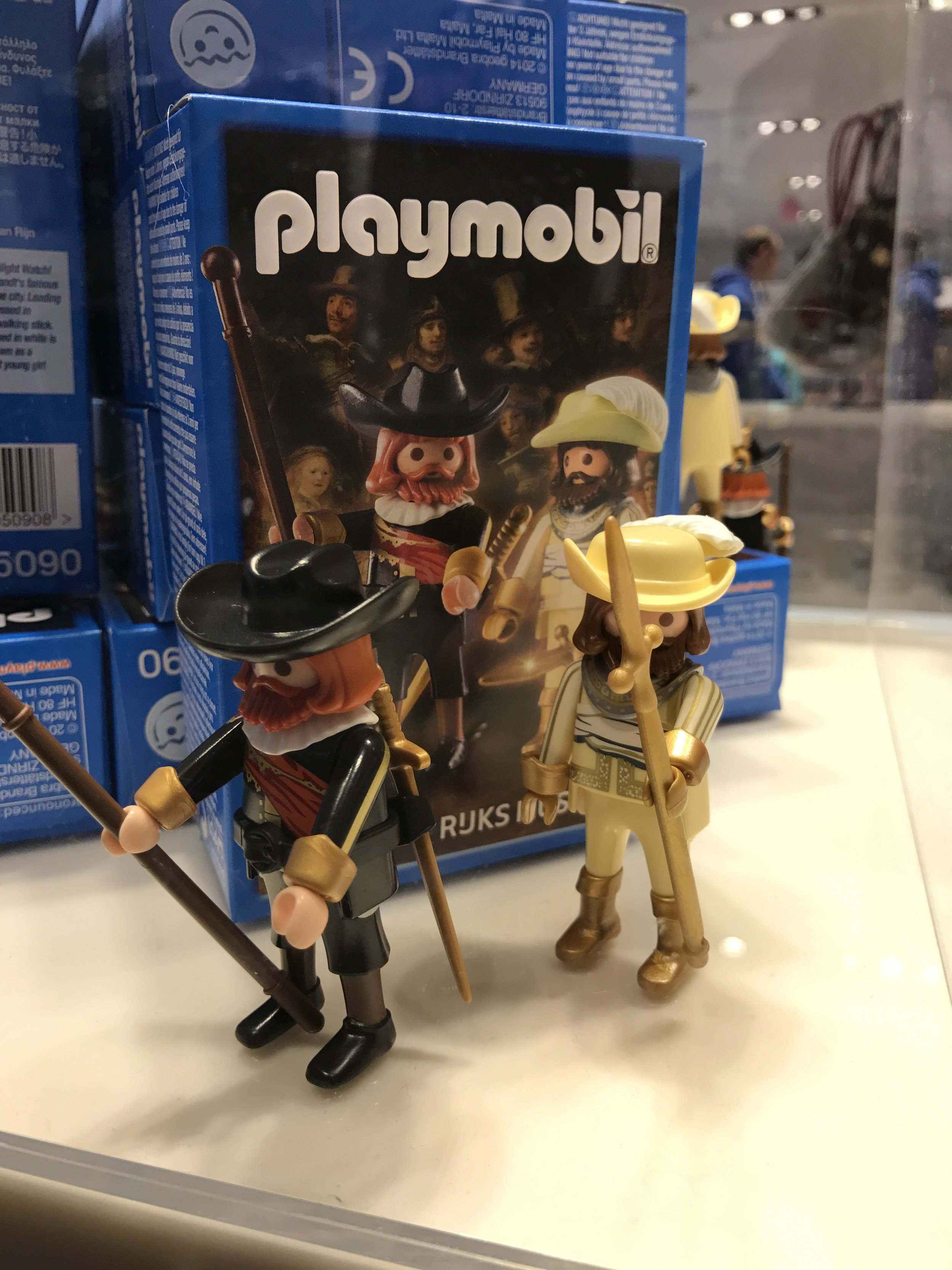 Rijksmuseum, Playmobil, De Museumpodcast