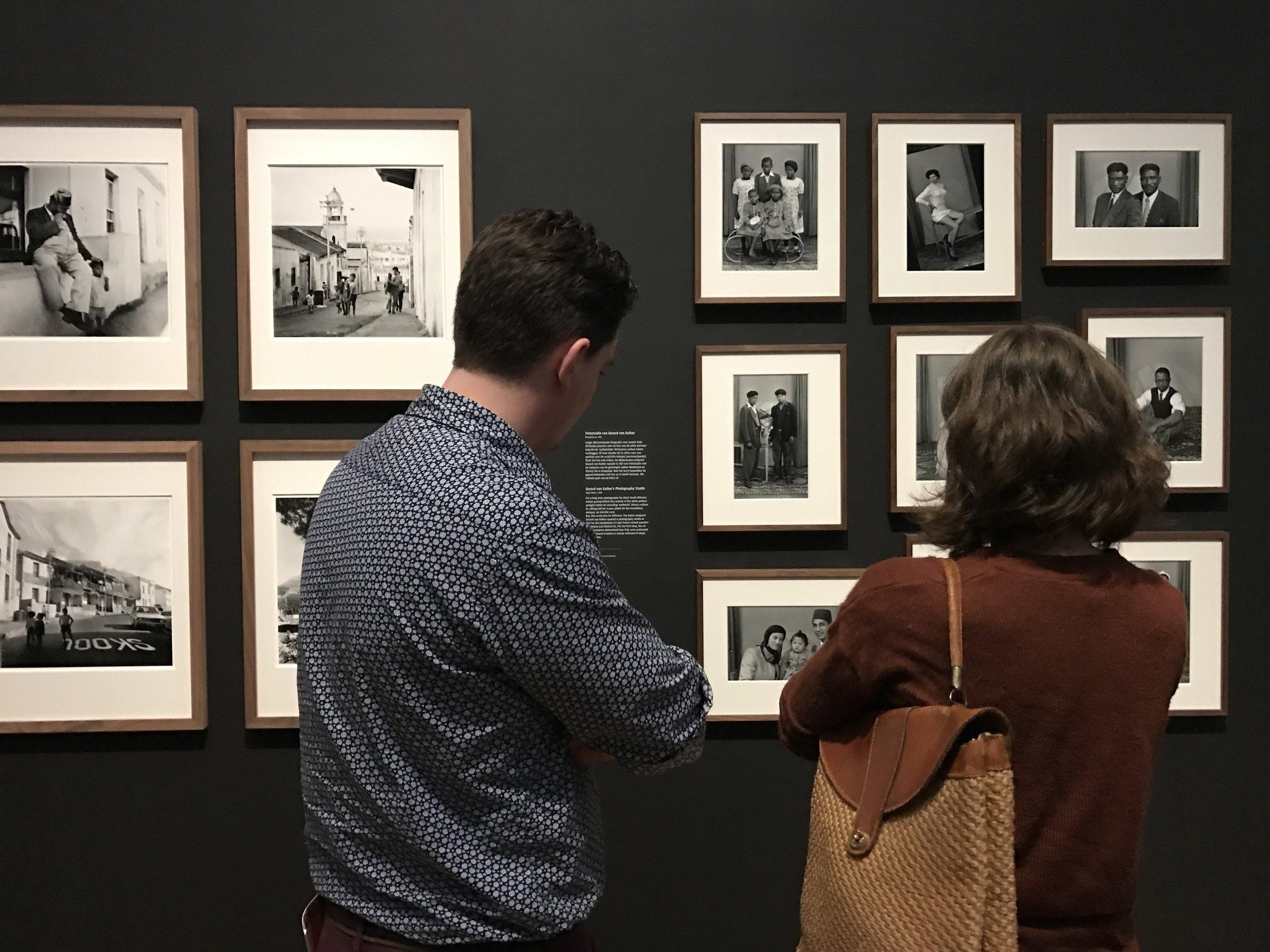 De Museumpodcast, foto: Sophie Heijkoop