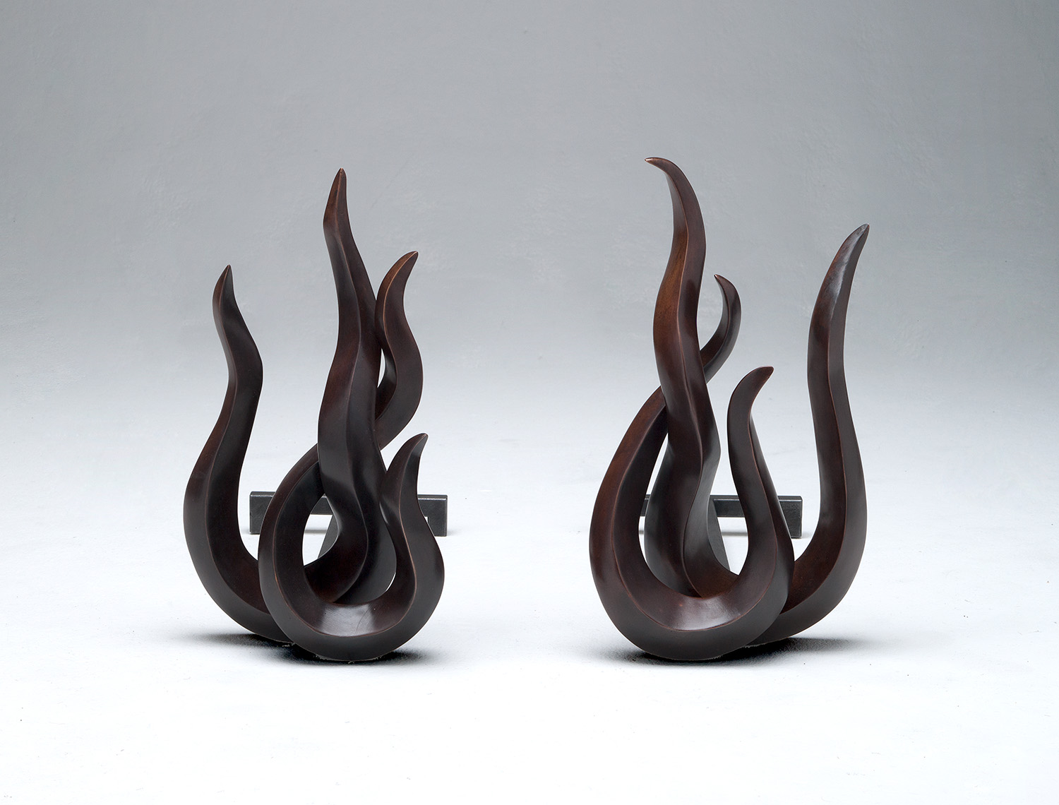 1. MB Firedogs 'Flames Japan' Patinated.jpg
