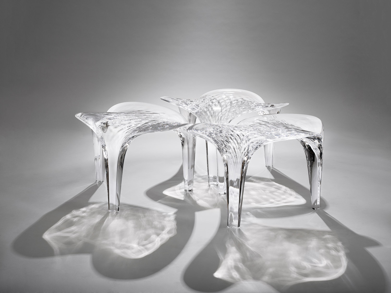 1. ZH Stool 'Liquid Glacial' Clear Set of 3.jpg