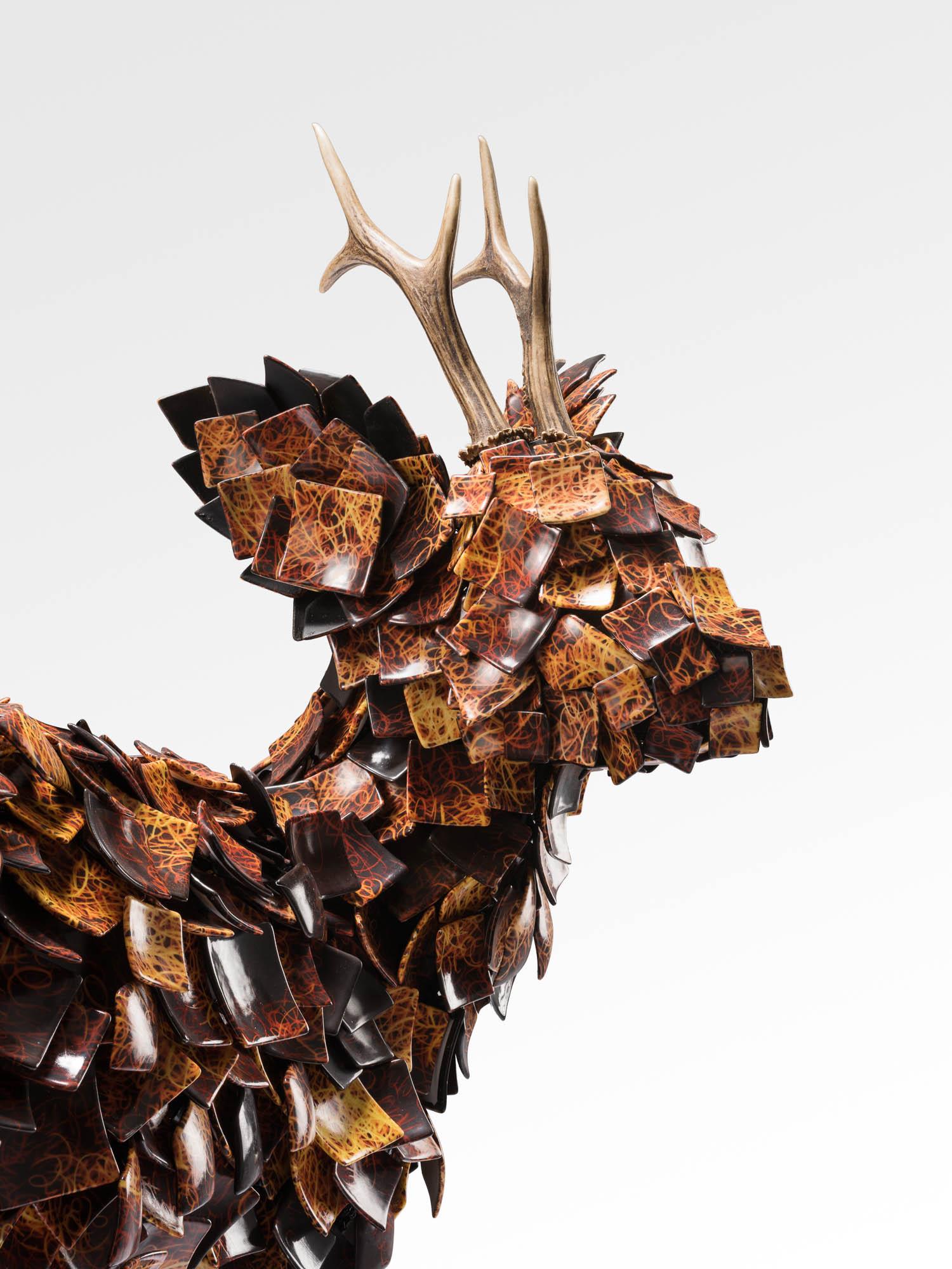 3. BB Sculpture 'Roe Deer' Detail.jpg