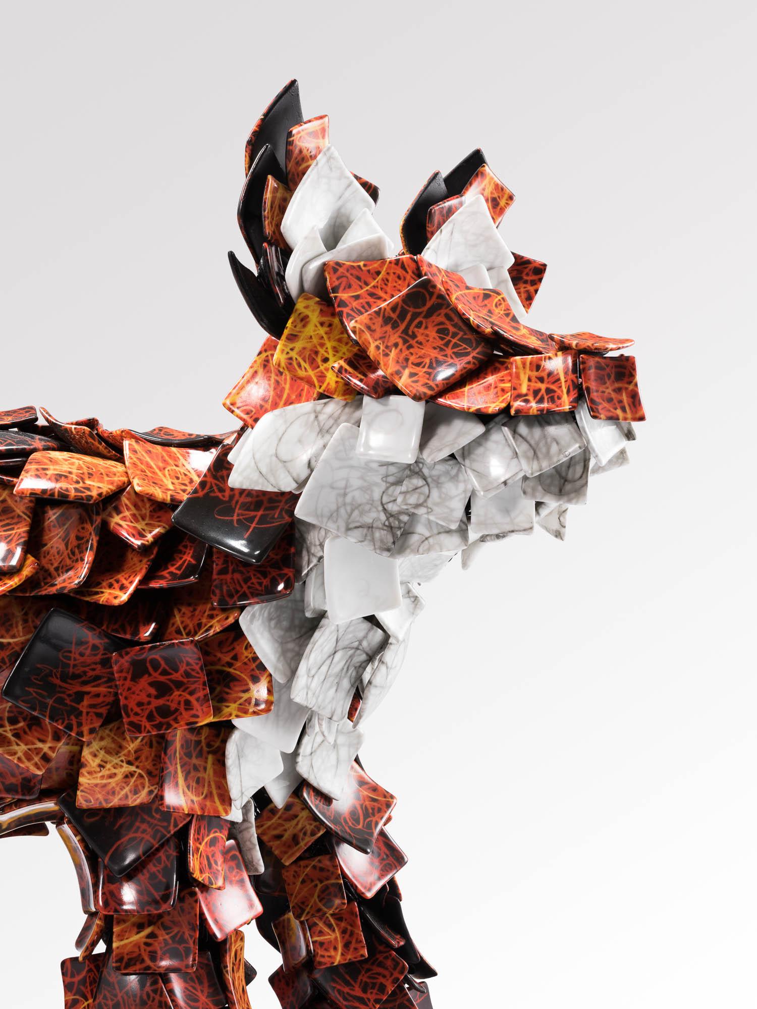 3. BB Sculpture 'Fox Cub' Detail.jpg