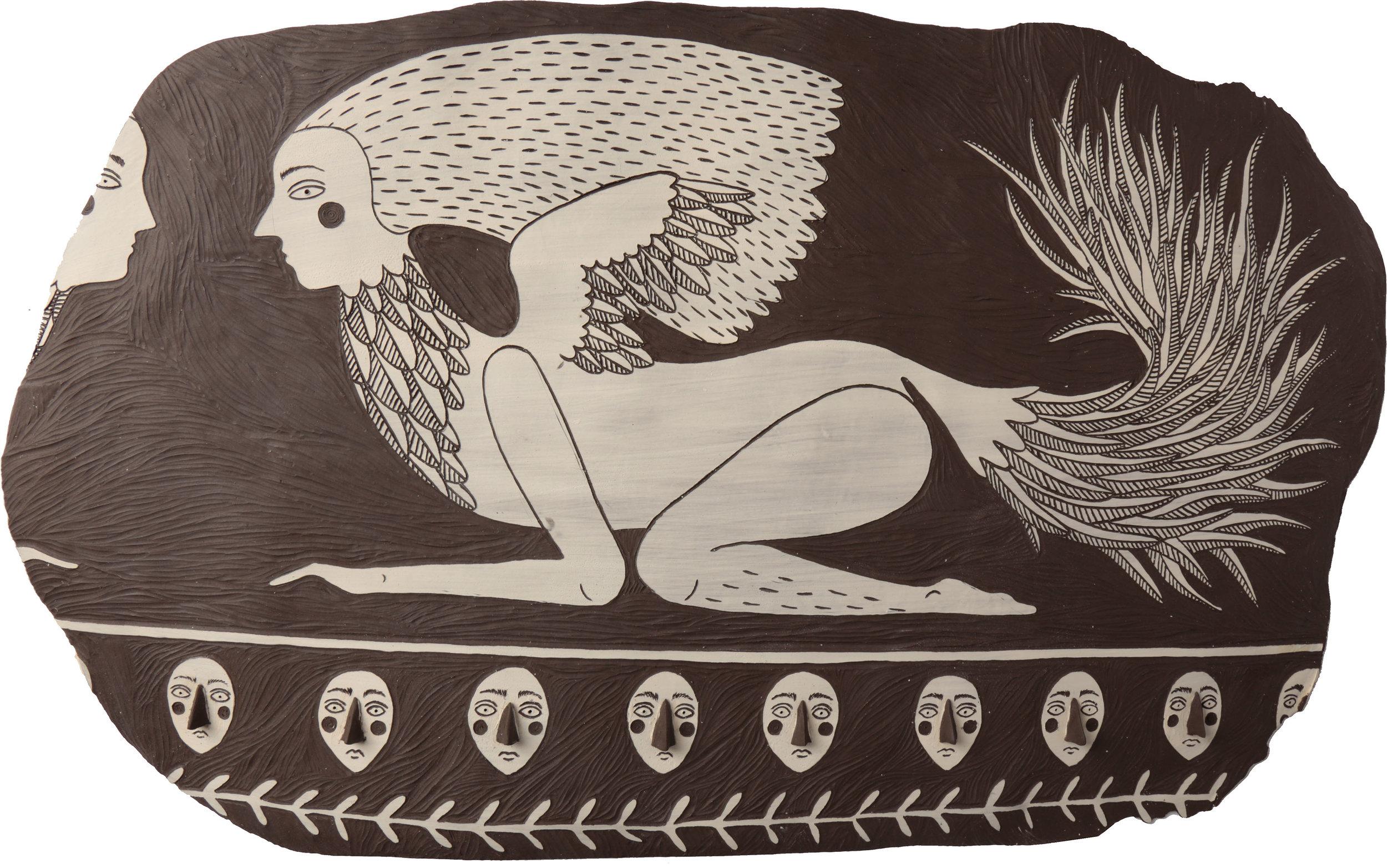 LP Fragment of wall mural showing Goddess as Owl.jpg