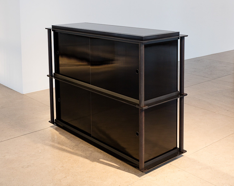 6. DC 1 Bay Low Display Cabinet - Black.jpg
