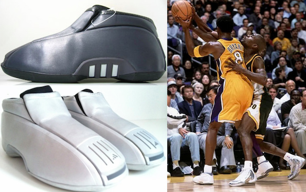 Adidas KOBE TWO - 2001 - 02
