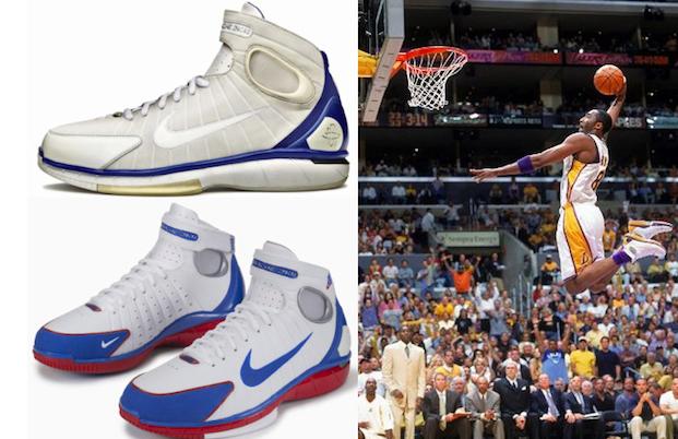 Nike Kobe Bryant Shoe - Nike Air Zoom Huarache 2K42003-04