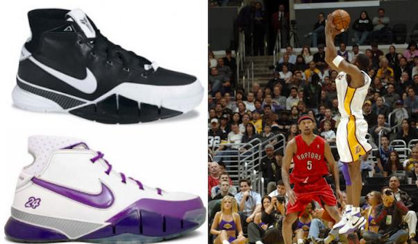 Nike Zoom Kobe I - 2005-06