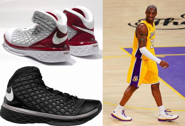 Nike Zoom Kobe III - 2007-08