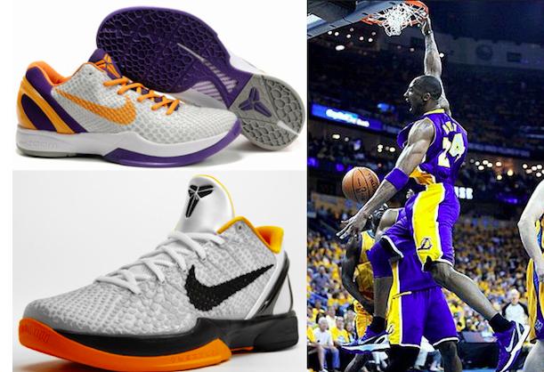 Nike Zoom Kobe VI - 2010-11
