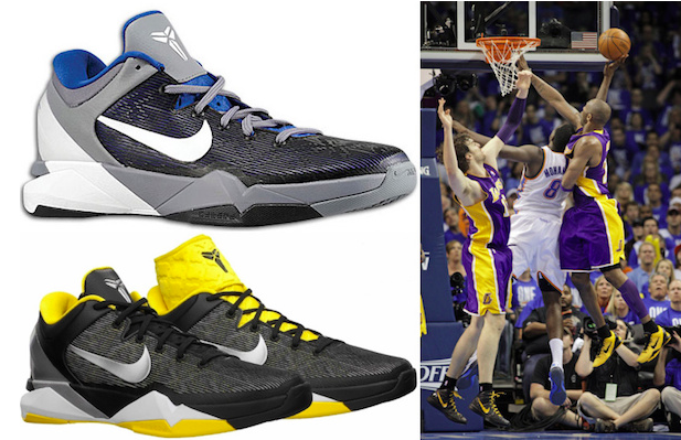 Nike Zoom Kobe VII - 2011-12