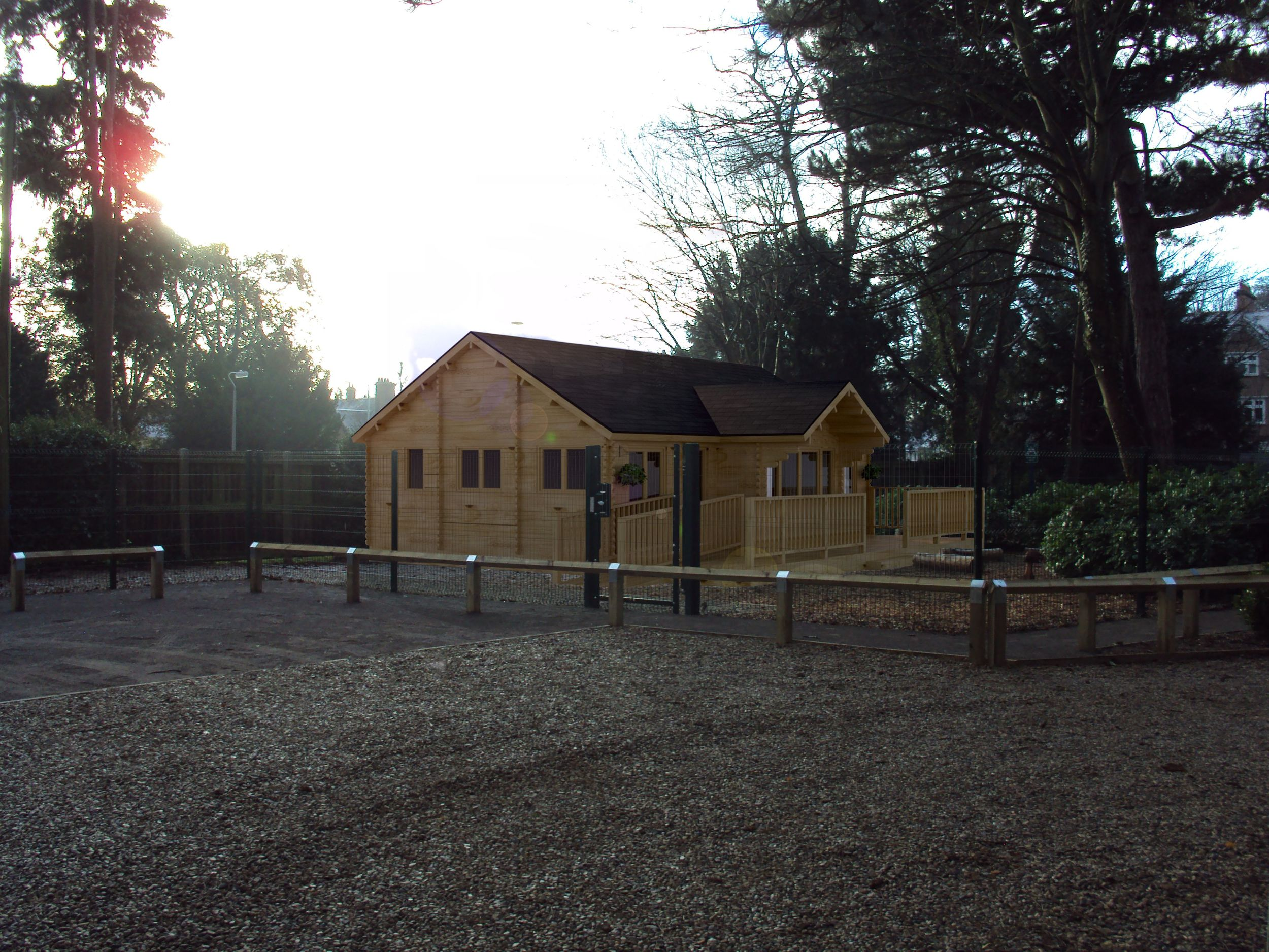 Nursery Play Barn, Darlington