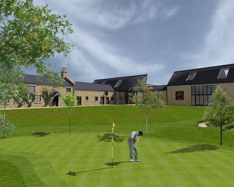 Durham Dales Zero Carbon Hotel, Golf and Spa Resort