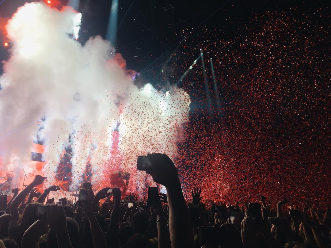 TWENTY ØNE PILØTS - EMOTIONAL ROADSHOW TOUR AUS / NZ